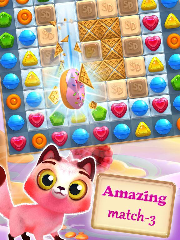 Sweet Dreams - Amazing Match3 Puzzlescreeshot 4