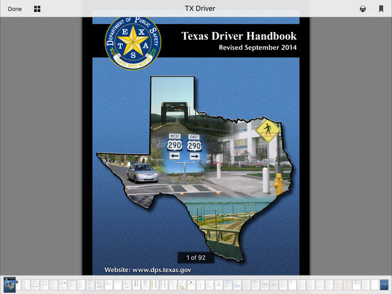 DMV Test Prep - Texas iPad Screenshot 5