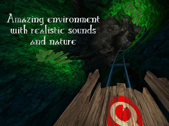 VR Roller Coaster - CaveDepthsscreeshot 4