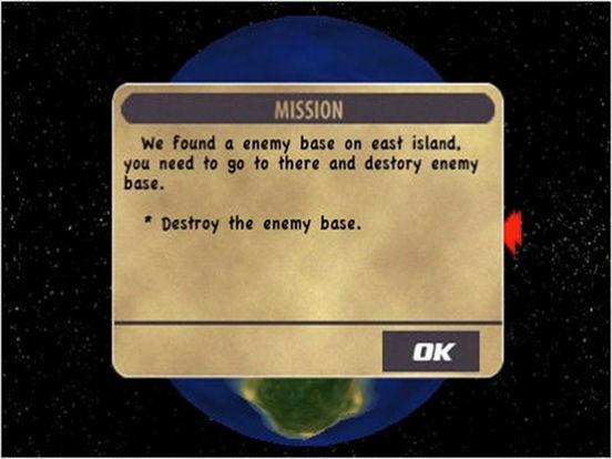 Big Sea Battle Lite iPad Screenshot 2