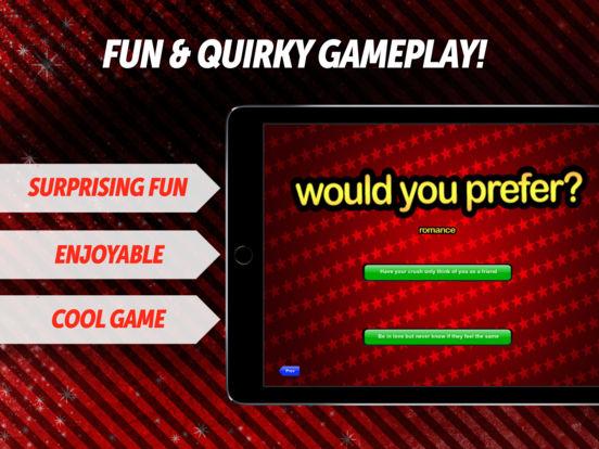 Would You Prefer? iPad Screenshot 1