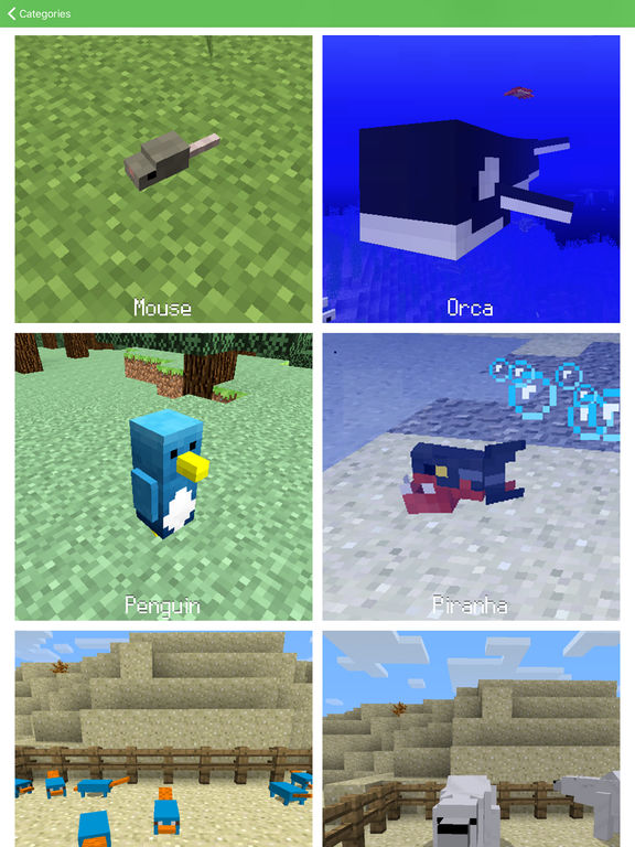 ANIMALS MOD with Shark (jaws) for Minecraft PC Guide Edition-ipad-1