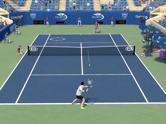 Tennis World Tour 2 Screenshots