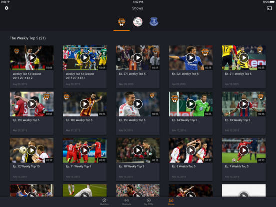 fuboTV Live Screenshots