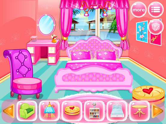 App shopper dream room baby room decor design games for Room design game app