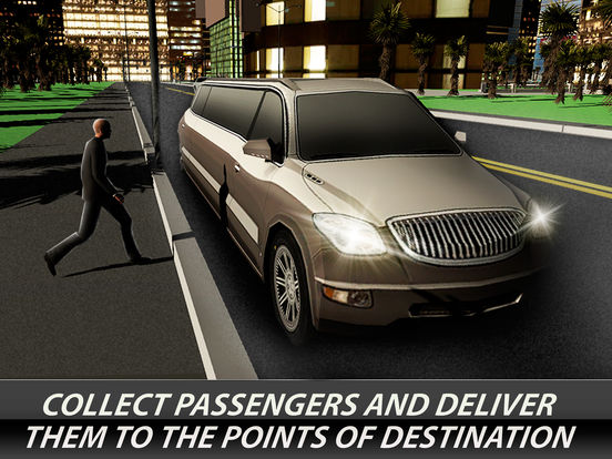 Hotel Limo Driver: Valet Parking Full Screenshots