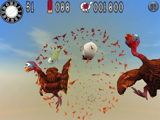 Jive Turkey Shoot iPad Screenshot 4