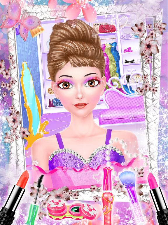 Makeup Salon : Royal Princess party - Girls Make-up, Dress-up and ...