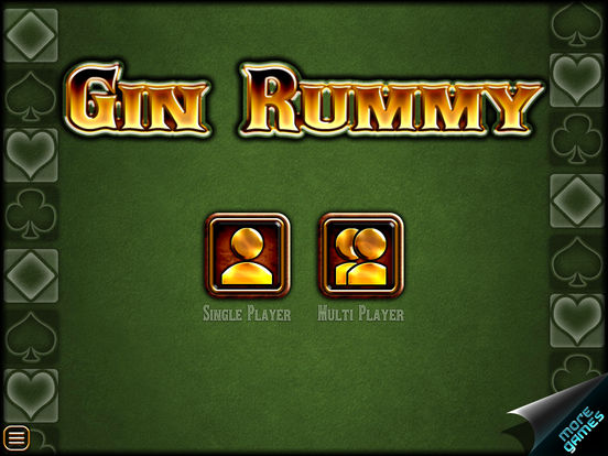 Gin Rummy HD - The Best Online Card Game! Screenshots
