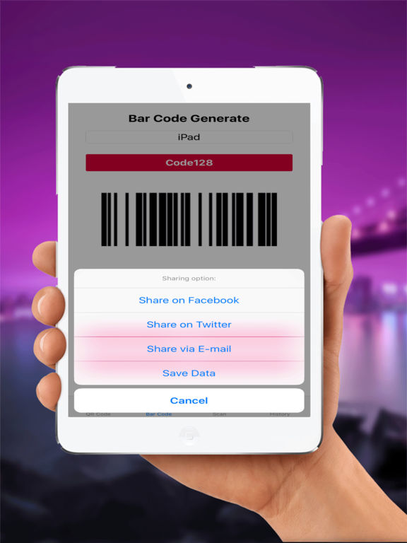 Barcode Toolbox-Scan,Create All QR & Data Matrix Screenshots