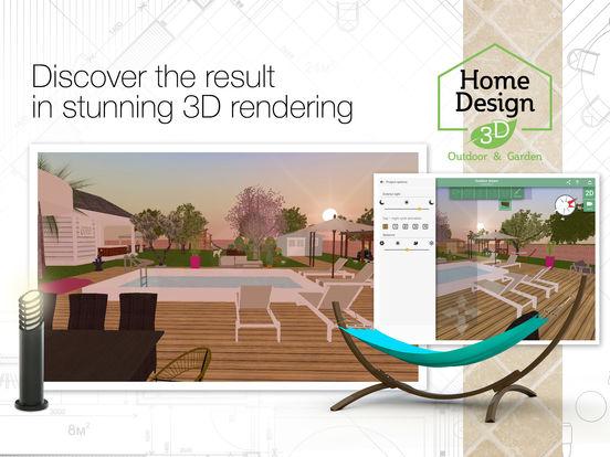 Home Design 3D Outdoor and Garden Screenshots