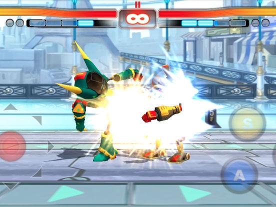 Robot Battle screenshot