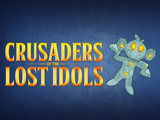 Crusaders of the Lost Idols на iPad