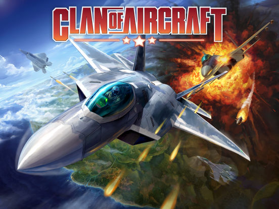 Clan of Aircraft Live 1.0.1 comes to iOS and Android platform for free Image