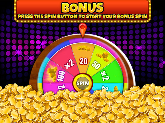 Slot Machine Games Free Las Vegas Casino - Best Spin Win High 5-ipad-2