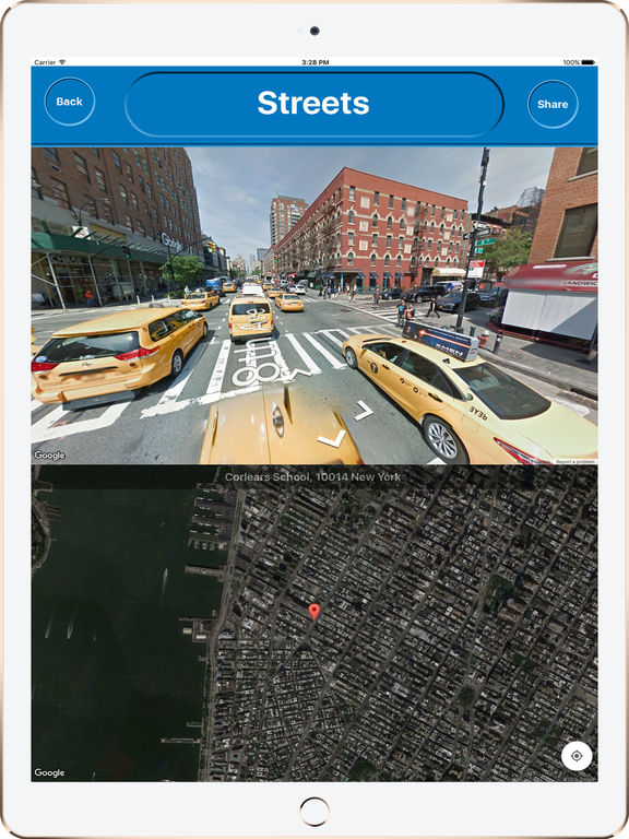 StreetsView 360: World Streets HD Screenshots