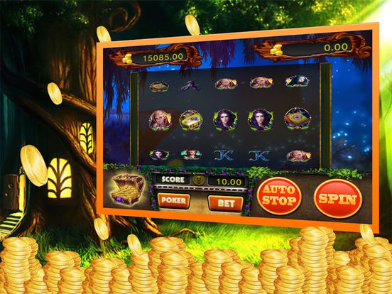 Fairy Treasures Video Poker Casino