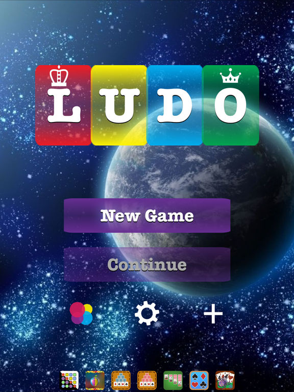 New Ludo screenshot