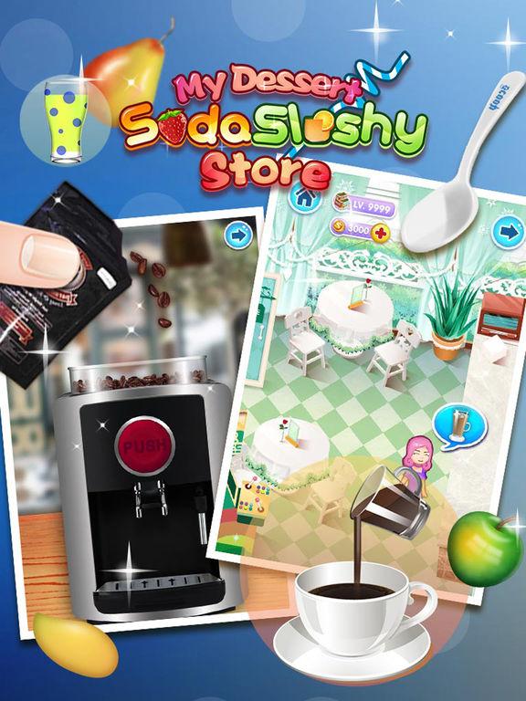 Drink Maker - Cola Soda Juice Cooking gamesscreeshot 2
