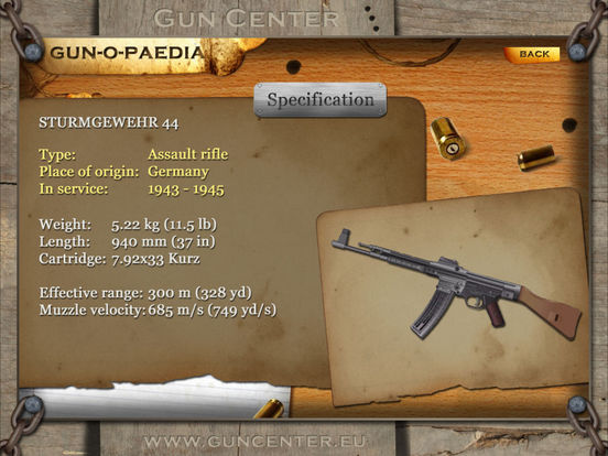 Gun Center - Gun Builder Games Screenshots