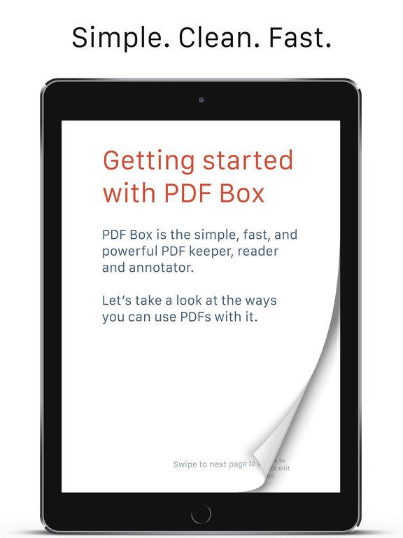 PDF Box 2.0. Скрин 1