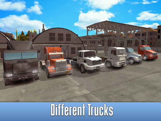 American Truck Driving 3D Full Screenshots