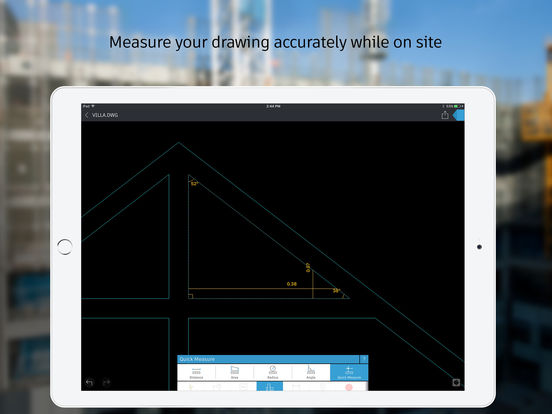 AutoCAD 360 Screenshots