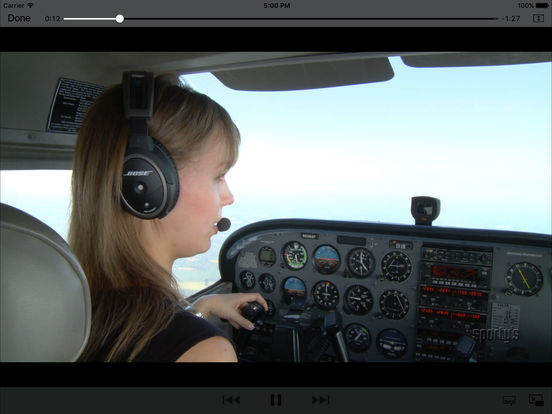 VFR Pilot Communications iPad Screenshot 4