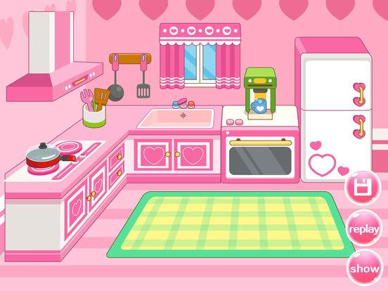 App shopper my room design princess home interior for Room design game app