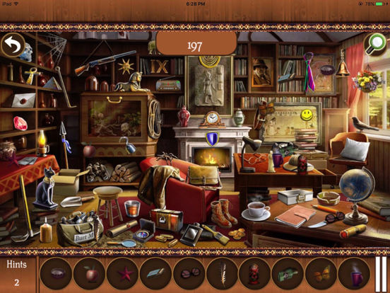 Play Hidden Object Games