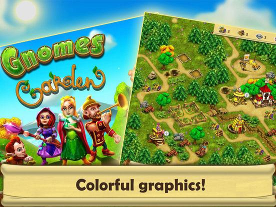 Gnomes Garden Freescreeshot 1