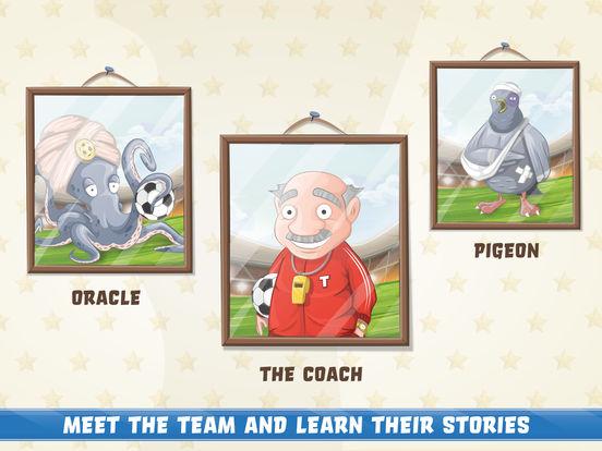 World Football Kick: Champions Cup 17 для iPad