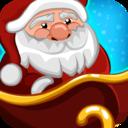 Xmas Santa Sleigh 3D Deluxe