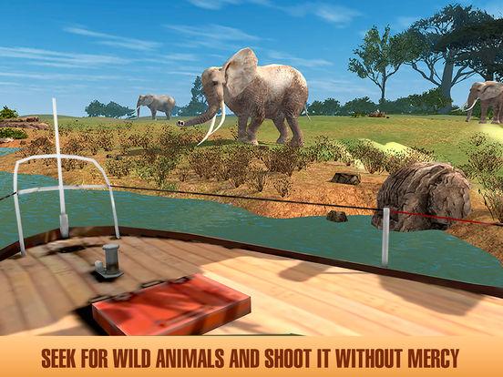 African Safari: Boat Hunting 3D Full screenshot 6