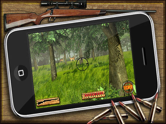 Ace Deer Hunter Lite iPad Screenshot 1