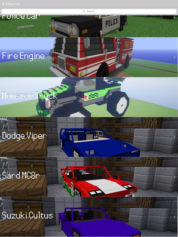 Purchase Minecraft Pc Game : Cars mod free reality racing car for minecraft game pc