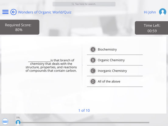 Chemistry for iPad iPad Screenshot 4