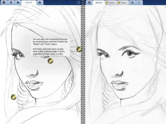 Interactive Sketchbook iPad Screenshot 3