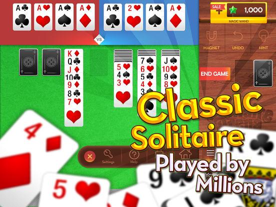 Solitaire Arena screenshot