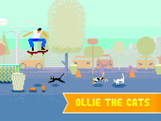 Ollie Cats Screenshots