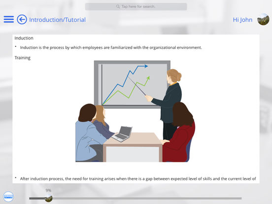 Project Management for iPad iPad Screenshot 1