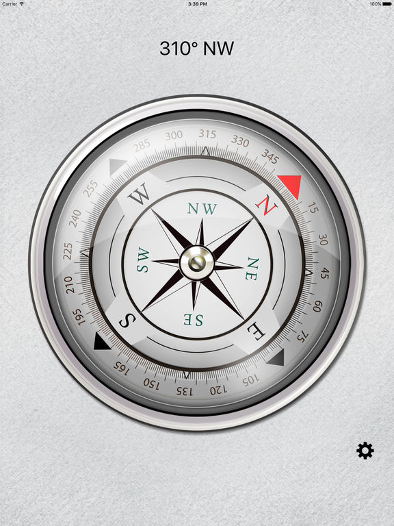 Screenshot #3 for Compass HD Pro