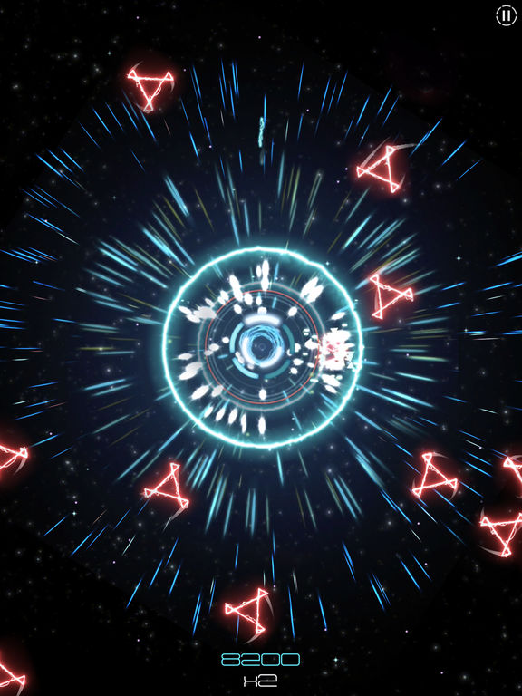 SpinFinity – A Space Shooter with a Spin! Screenshots