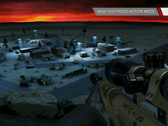 Hitman: Sniper. Скрин 4