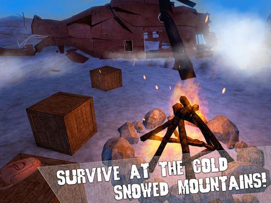 Mountain Climber Survival Simulator Full screenshot 6
