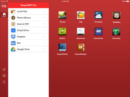 how to delete pdf file app
