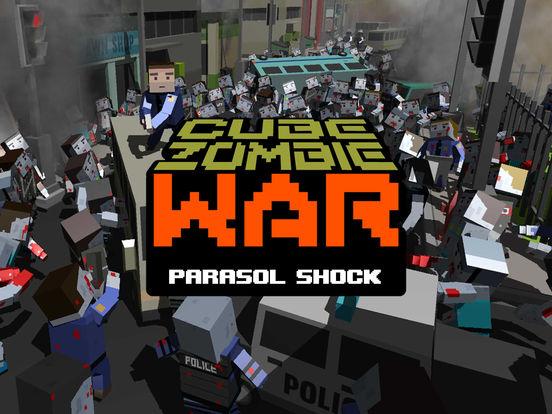 Игра Cube Zombie War