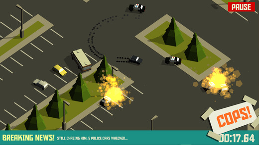 Pako - Car Chase Simulator Screenshots