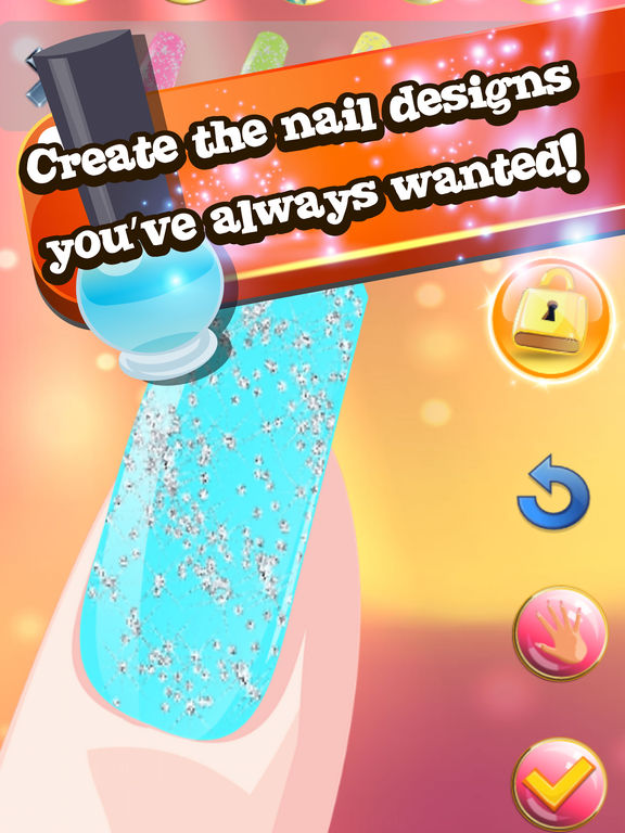 Epic nail salon party nail girls games by donhatai pronsuras for A nail salon game