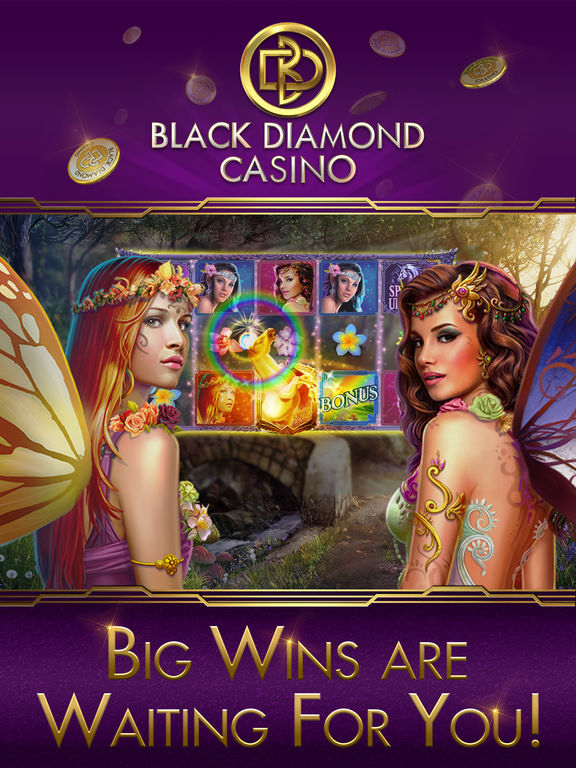slots - black diamond casino itunes